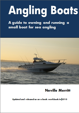 Angling Boats book cover