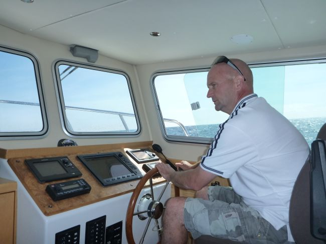 Dave Stenson Charters