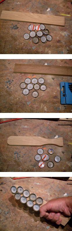 DIY Fish Scaler