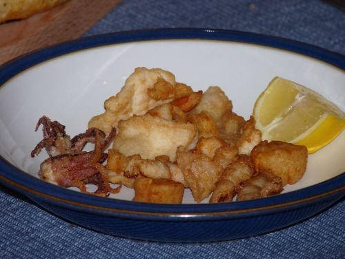 fritto misto di mare