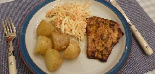 cajun fish recipe