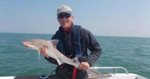 Tope fishing