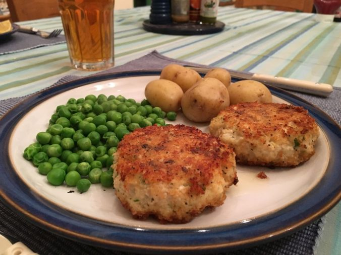 fishcake recipe