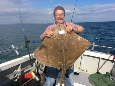 Peter Churchill Blonde ray