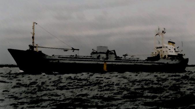 Wreck Flag Theofano MV 1990